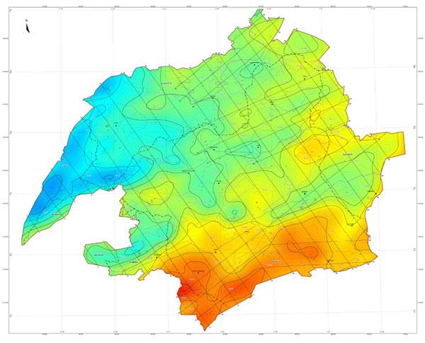 Mapa Termográfico